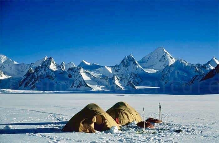 SNOW LAKE – BIAFO & HISPAR LA TREK PAKISTAN