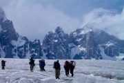 SNOW LAKE – BIAFO & HISPAR LA TREK PAKISTAN