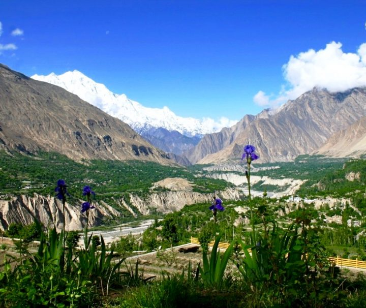 HUNZA VALLEY TOUR