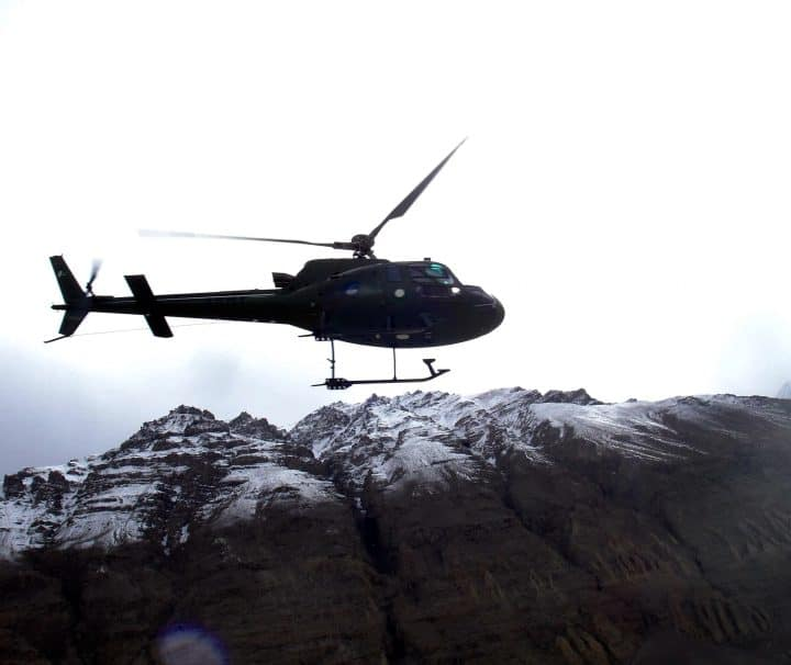 HELICOPTER SAFARI PAKISTAN