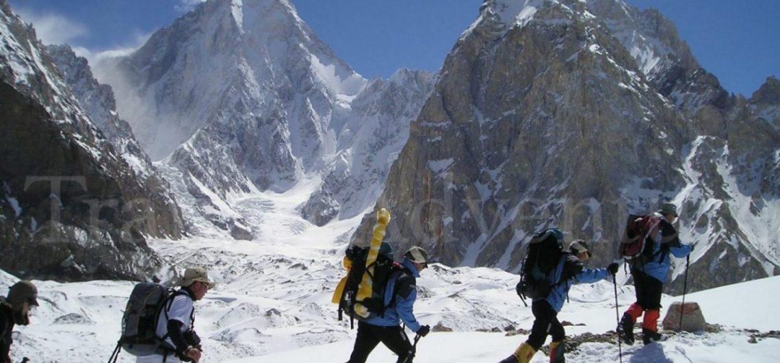 Trekking and Mountain Royalty fees Pakistan