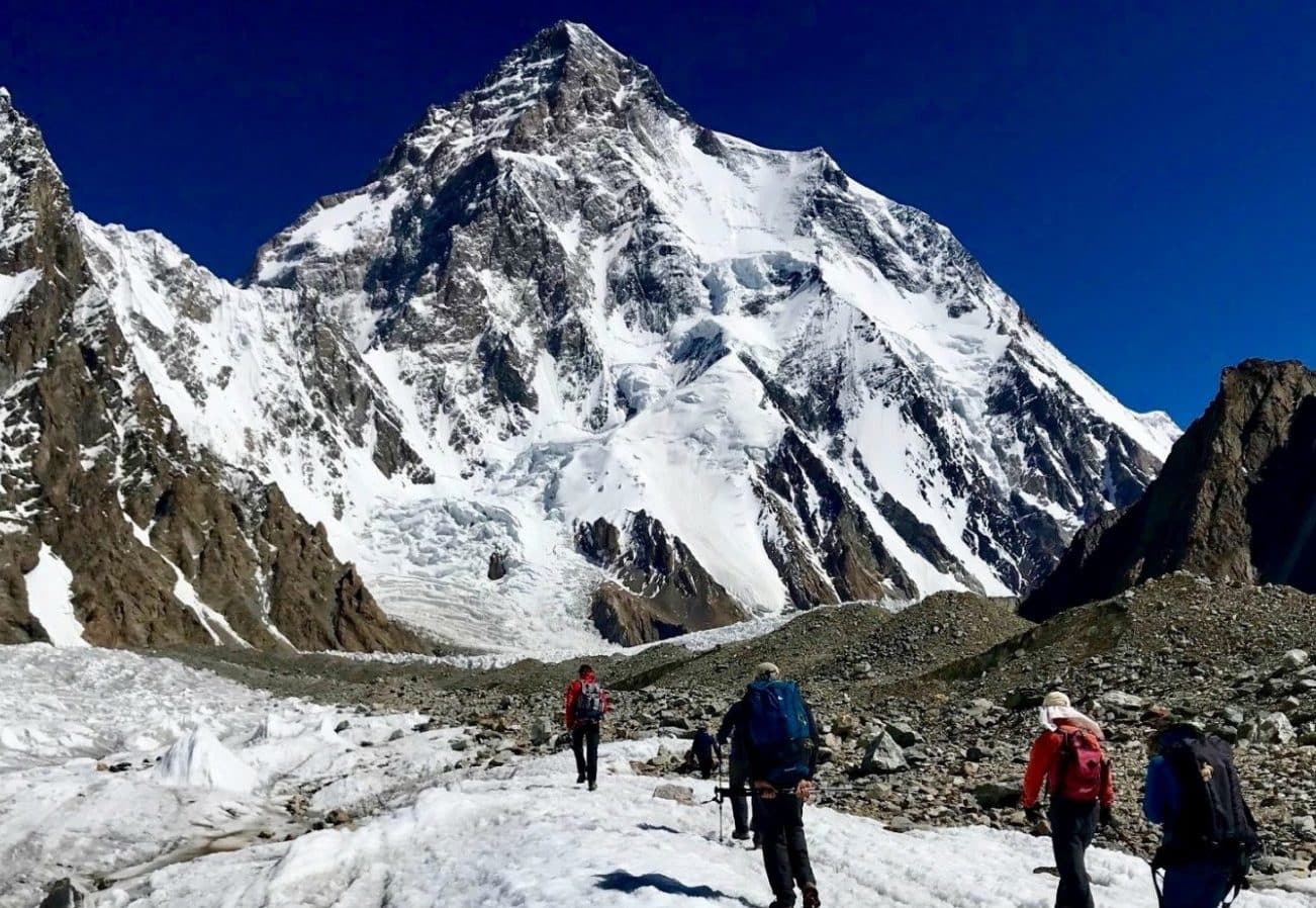 k2 base camp trek | all Inclusive trekking holiday packages for ...