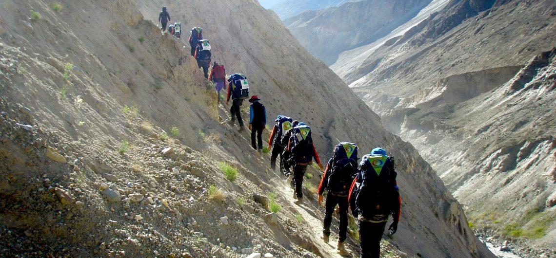 Trekking in Pakistan | Mountaineering and Trekking holidays in Pakistan