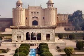 Pakistan sightseeing tour